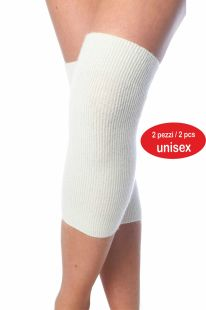 Joint warmer (elbow-knee) in Angora