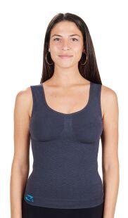Anti Cellulite Unterhemd mit Massageeffekt, schlankmachende Wirkung