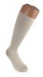 Gambaletto elastico uomo cotone a compressione graduata media (18-21 mmHg)
