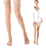 7/8 hold-up Support stockings  70 den with graduated compression