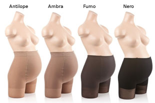 Maternity tights 40 den with graduated compression 9-12 mmHg