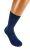 Diabetic socks for sensitive feet sanitized with silver