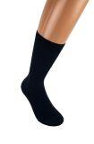 Diabetic socks with Nostatex silver fibre
