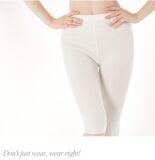 Pantalones cortos Midi en Angora