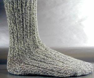 Длинные носки скалолаз