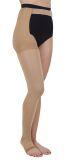 Monostrumpfhose für das rechte Bein nach der OP, Kompressionsklasse 1