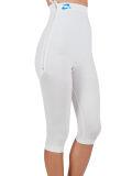 Lady midi post liposuction high compression Capri pants, girdle