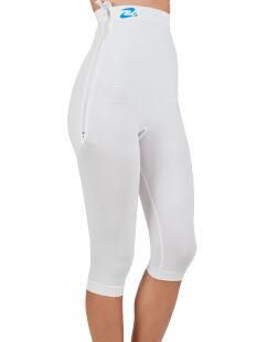 Pantaloncino donna ad alta compressione - guaina post liposuzione K1 (18-21 mmHg)