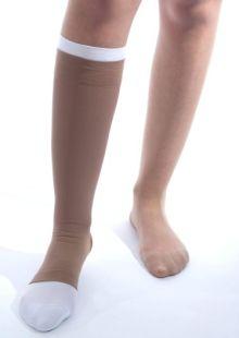 Trio calze safena a compressione graduata preventivo - terapeutico