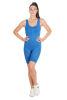 Tutina sport (salopette) anti cellulite, contenitiva snellente e modellante