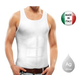 Men Slimming vest, Tank top Man Sport