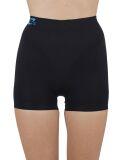 Pantaloncino mini shorts anticellulite contenitivo, guaina snellente push up