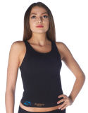 Anti Cellulite Unterhemd mit Massageeffekt, schlankmachende Wirkung mit Koffein + Vitamin E