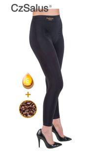 Elégant anti-cellulite leggings (Jambières) avec le minceur effet de la caféine + vitamine E