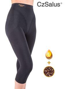 Anti-cellulite slimming Capri pants with caffeine+vitamin E