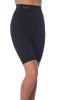 Pantaloncino corto anticellulite contenitivo, guaina snellente con Caffeina + Vitamina E