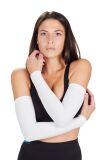 Sport use/anti cellulite compression firming Arms sleeves