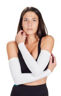 Manches compression anti cellulite