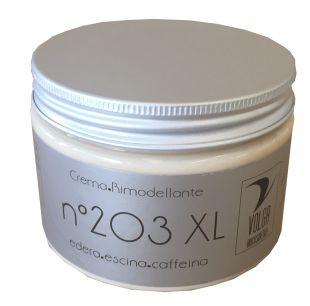 Gel Creme mit Koffein für die Anti Cellulite Behandlung - 300ml