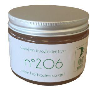 Lindernde und schützende Gel Creme mit Aloe vera - 300 ml