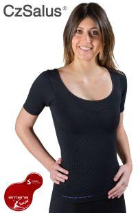 Женская антицеллюлитная термо-майка для похудения из emana®