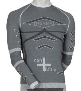 Maglia termica intima sportiva a maniche lunghe, unisex con emana® e Dryarn