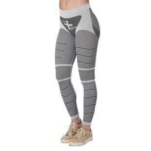 Unisex thermal sportwear leggings with emana® +Dryarn fibre