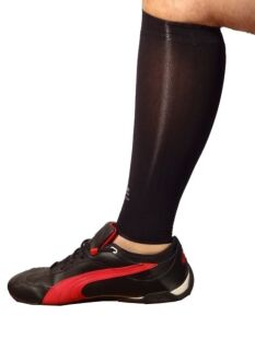 Lauf Sportstrümpfe mit abgestufter hoher Kompression K2 (25-30 mmHg)