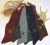 6 Paar gemusterte Baumwoll-Herrenstrümpfe Challenger