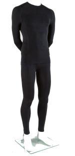 Термо-футболка унисекс M/L с emana®+Dryarn для занятий спортом и фитнеса
