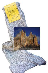 Offerta a 3x2 calza lana Gambaletto rocciatore montagna