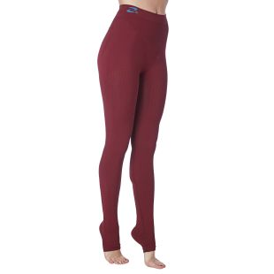 Pantalón largo al pie, mallas adelgazantes de compresión media para lipedema y linfedema