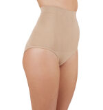 Slip post partum after maternity with compression