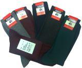 Oferta 6 pares de calcetines cortos de lana de hombre