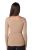 Long sleeved women big sizes compression vest to alleviate Lipoedema, Lymphedema discomforts