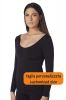 CUSTOMIZABLE Long-sleeved women big sizes compression vest to alleviate the discomforts of Lipoedema Lymphoedema