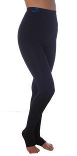 Pantaloncito largo (leggings polaina) Soporte lipoedema-linfedema