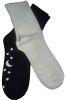 Offerta 3 Paia assortite calze con lana d'Angora (scalda piedi), con anti scivolo