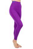 Pantaloncino lungo leggero, leggings snellente a compressione medio-alta per Lipedema Linfedema