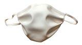 Comoda mascherina facciale, a lunga durata, per protezione in tempi di Coronavirus,  tessuto  lavabile, antibatterico