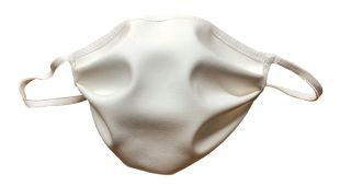 Multiple use face mask, waterproof antibacterial fabric