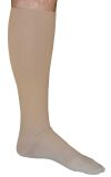 Support unisex knee-high in microfibre K2 (25 mmHg)