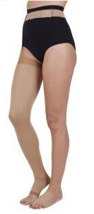 Clase banda de compresión postoperatoria de la pierna derecha K2